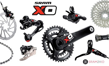 Sram XO available...