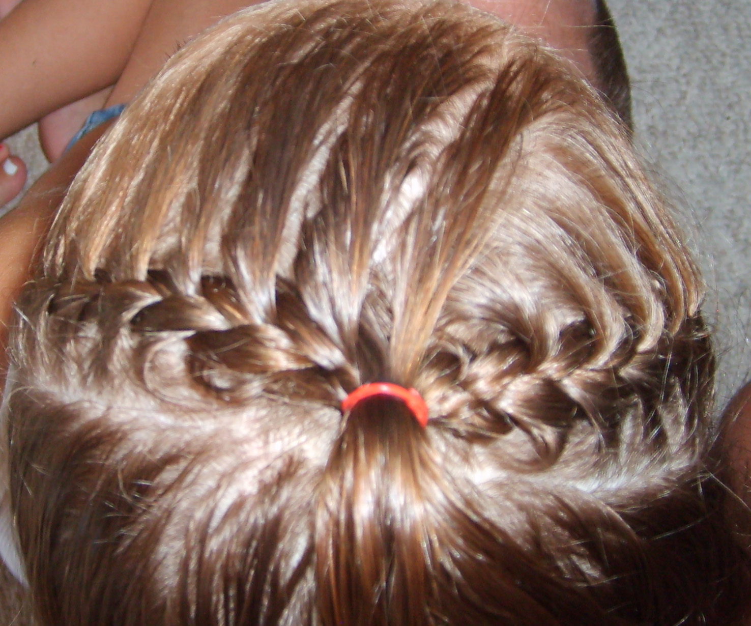 Fourth Of July Hairstyles Fourth Of July Toddler Hairstyle Fourth Get Free Printable