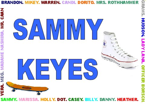 Sammy Keyes