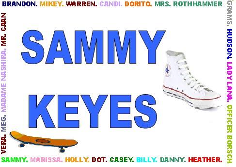 Sammy Keyes