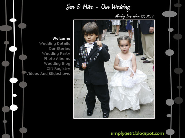 Free Online Wedding Invitation Websites Share Your Big Day With Photos