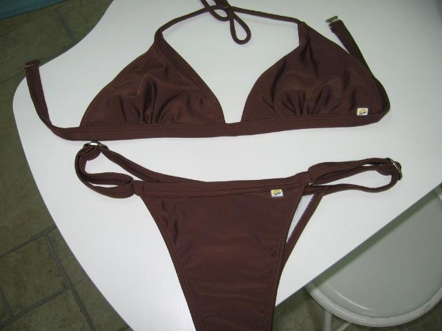 Bikini Castanho