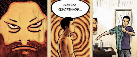 CONFOR - QUADRINHOS