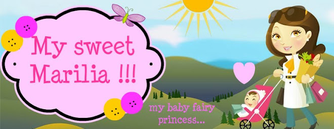 My sweet Marilia !!
