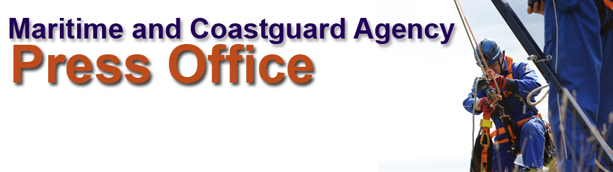Maritime and Coastguard Agency Press Office