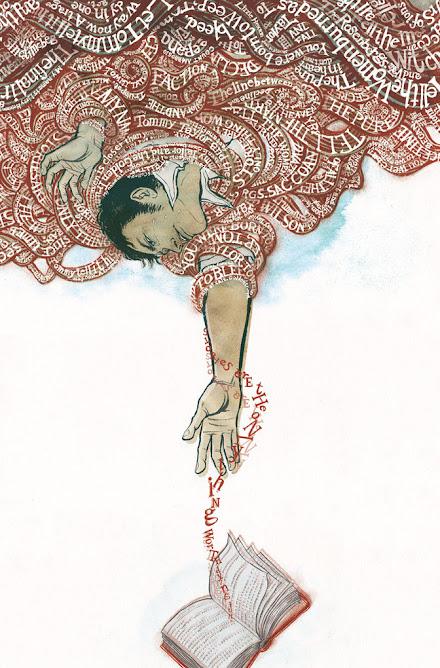 Lenguaje de los no cuerpos, estola de palabras
