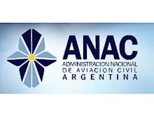 ADMINISTRACIÓN NACIONAL DE AVIACIÓN CIVIL: