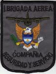 I Brig. Aér. - GB-1 - Compañía Seguridad y Servicio ( Antiguo):
