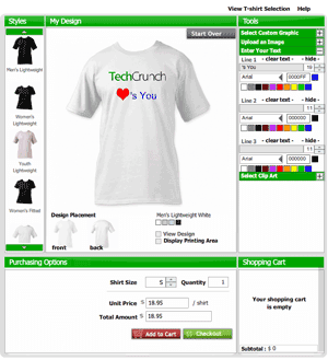 Make own t shirt is shirt for Custom t shirt software