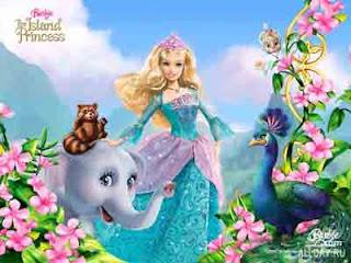 Барби принцесса острова название