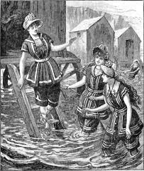 1880-luvun uima-asu muotia