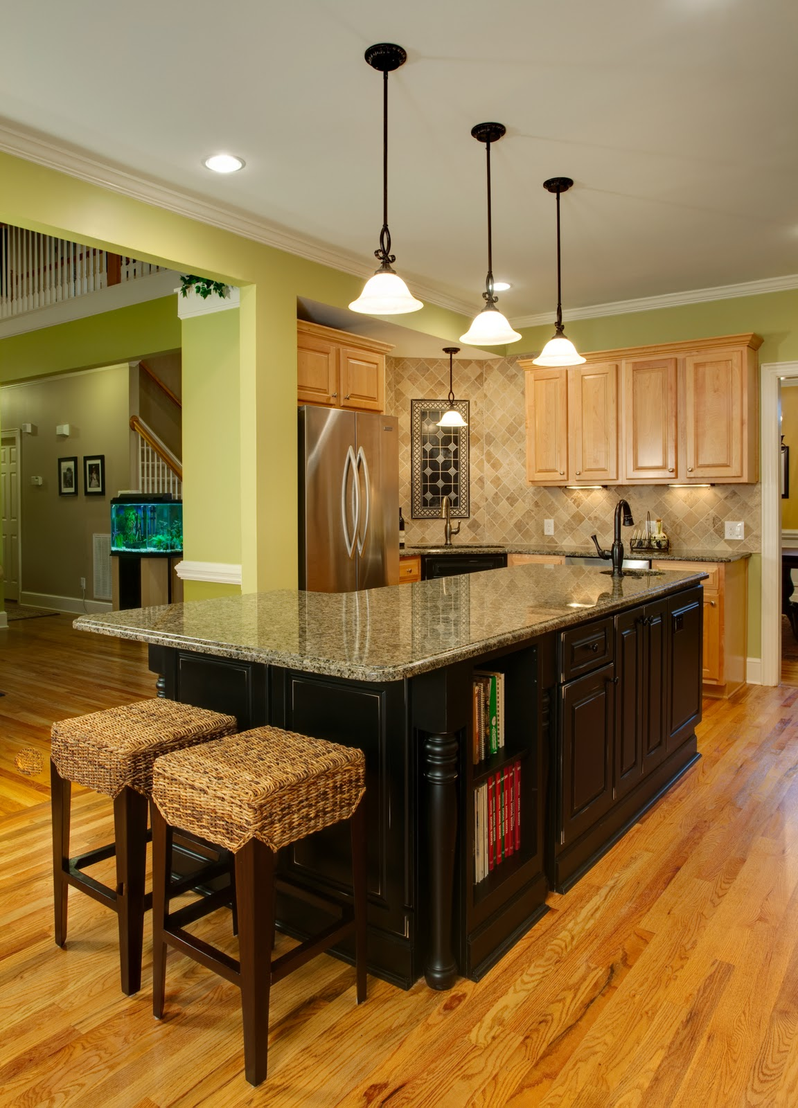 Case Handyman Remodeling: l shaped kitchen designs with island
