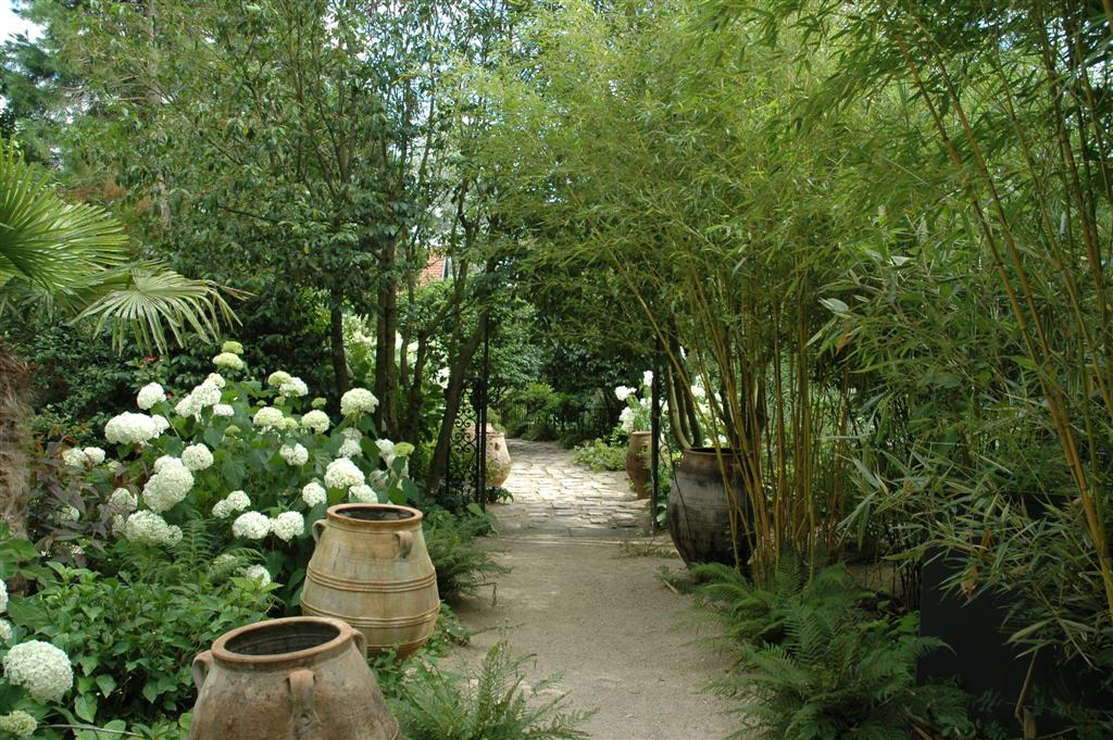 The garden wanderer les jardins agapanthe normandy france for France jardin