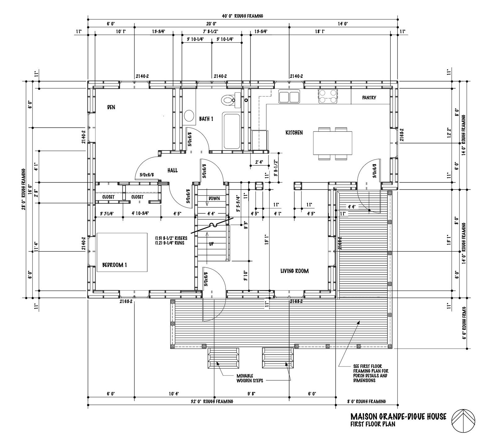 Kitchen Floor Plan With Dimensions house floor plan with dimensions