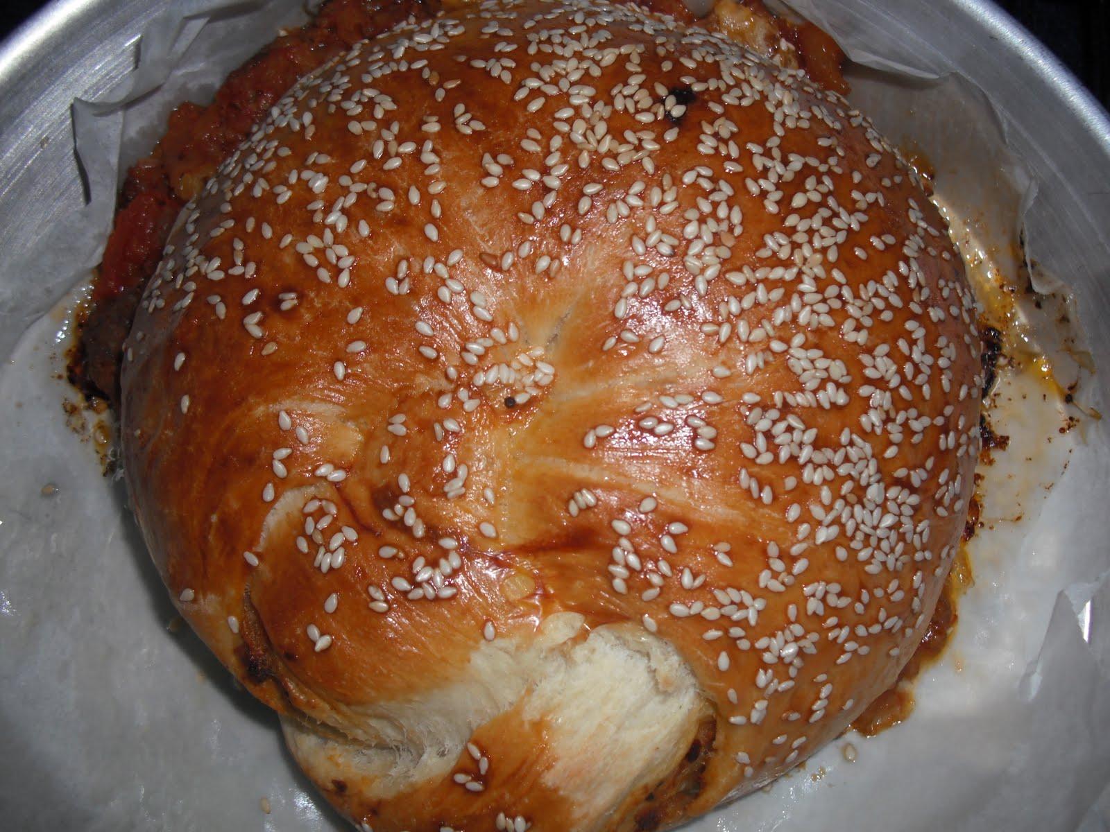 K�ymal� ekmek tarifi(resimli anlat�m)