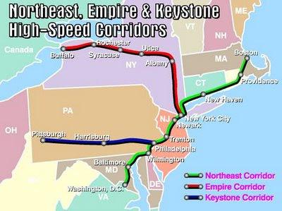 ReENERGIZE Buffalo HighSpeed Rail Corridor To Buffalo - Where is buffalo located