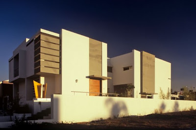 House Design by Agraz Arquitectos in Mexico