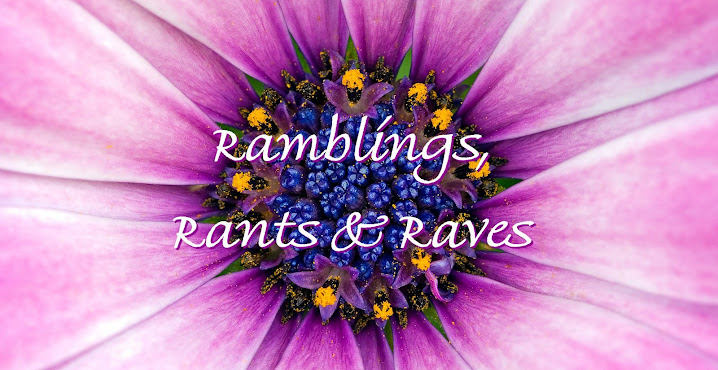 Ramblings, Rants, and Raves