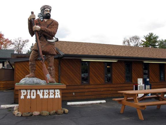 Pioneer Restaurant Westfield Wi