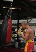 Der Boxsack als effektives Trainingsgerät