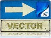 Trik Vector dengan Photoshop