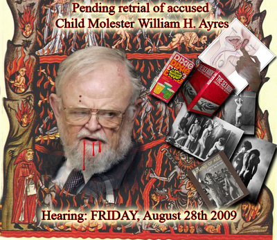 William H Ayres MD Child Molestation Trial