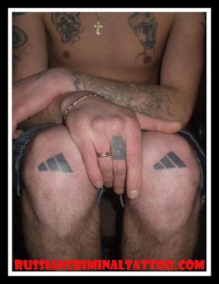 tattoo adidas