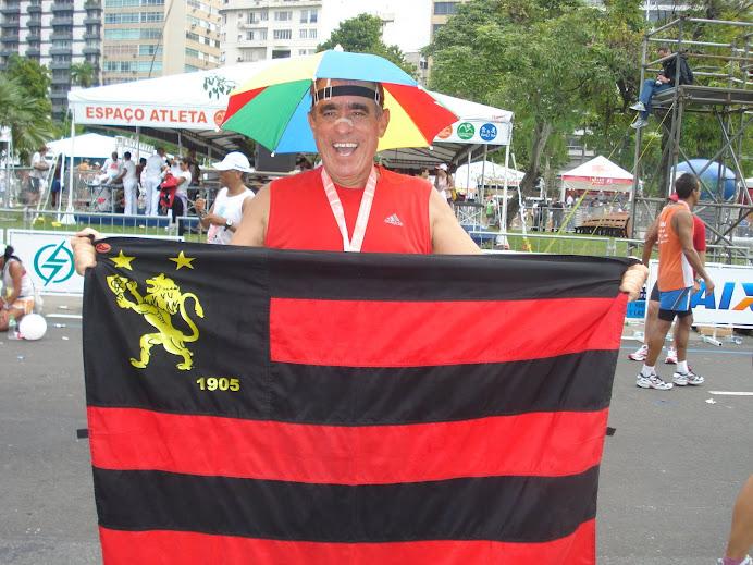 Minha primeira maratona