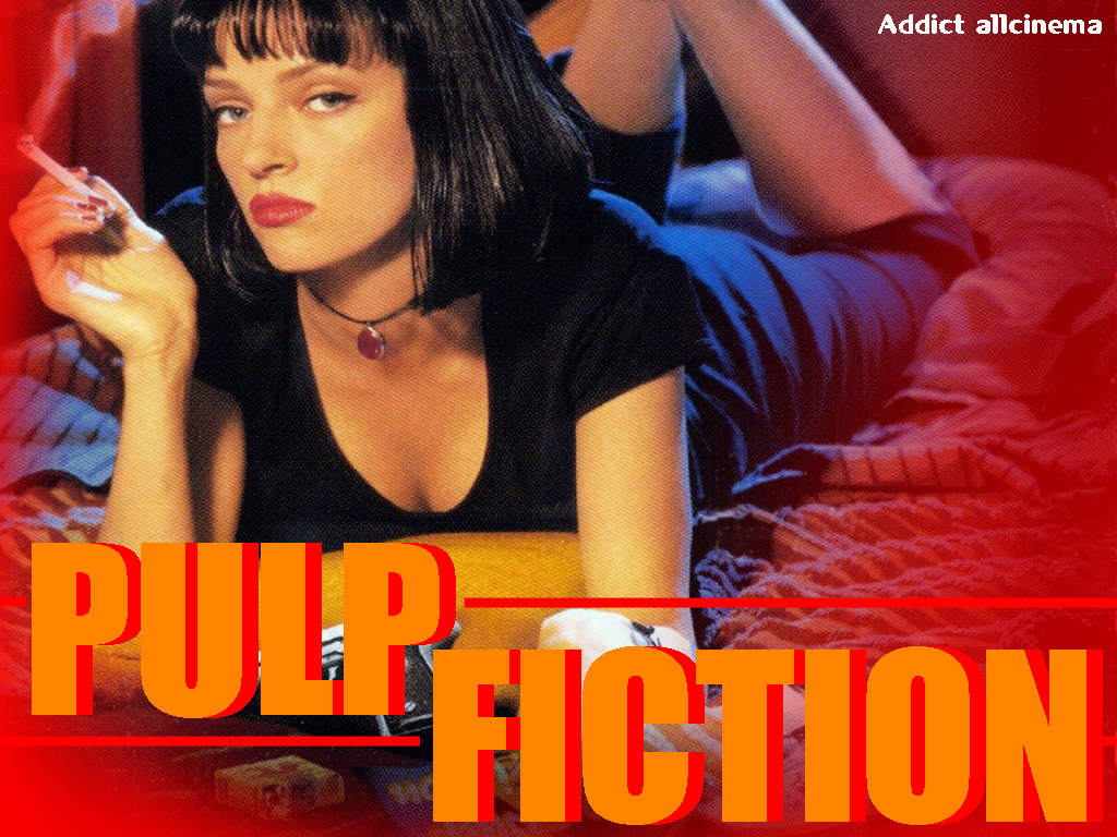 pulp fiction is american crime film of 1994 this article is about the ...