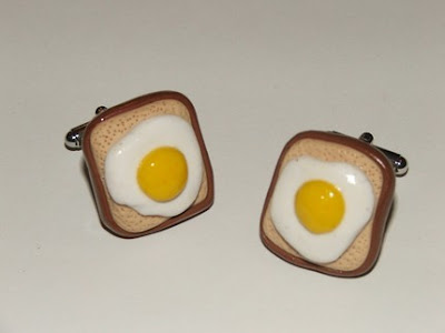 polymer clay miniature food jewelry