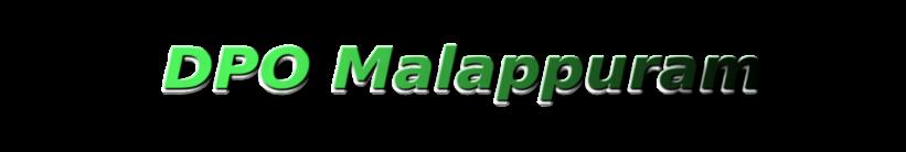 DPO Malappuram
