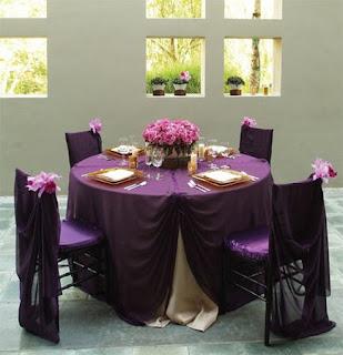 Show me your purple table linen inspirations photo 1530898-1