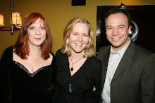 Laurel Massé,Rebecca Luker and Danny Burstein