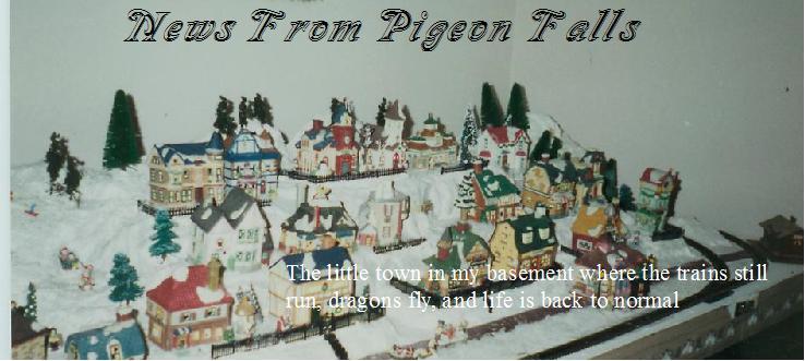 .                                                                              Pigeon Falls