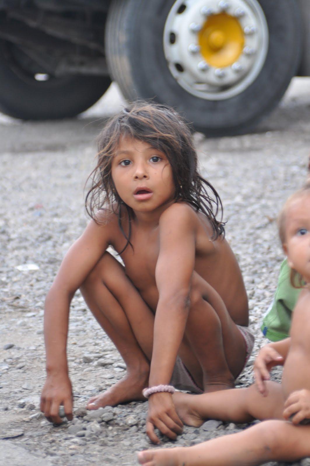 Naked beautiful honduran girls