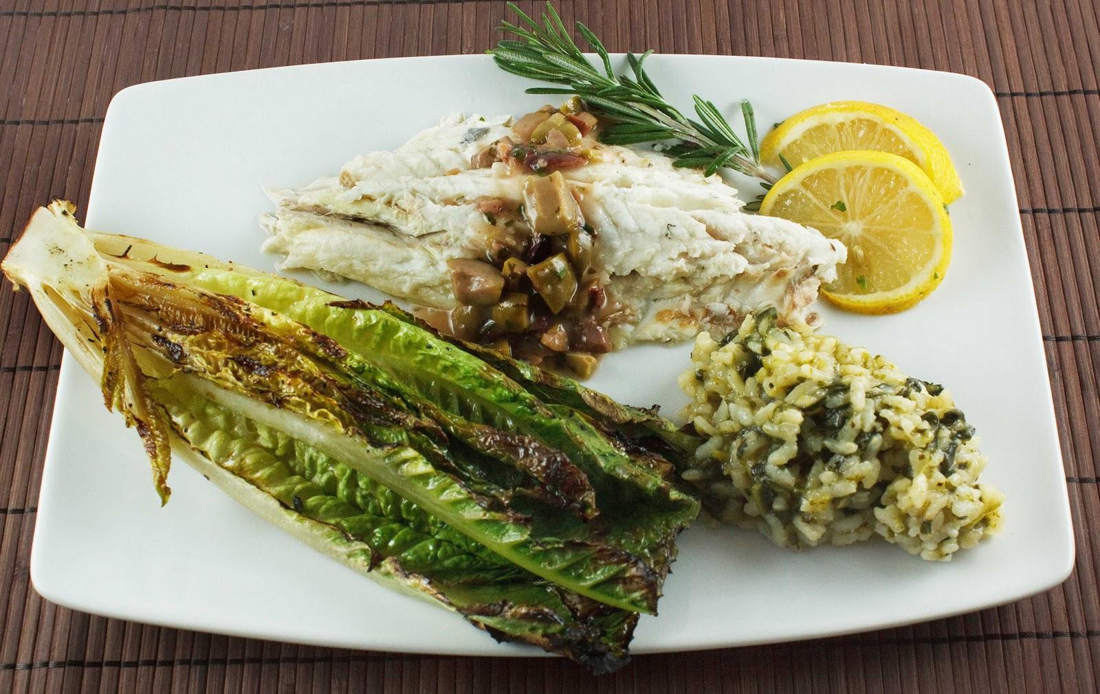 Oven roasted branzino for Branzino fish recipes