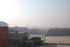 Dusty Delhi