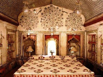 Bijayya Home Interior Design: Traditional Indian Decor - Part 2