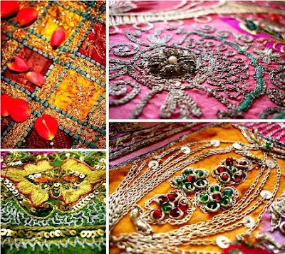 you have the option of choosing from exquisite Indian bridal dresses and