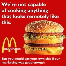 Mcdonald's funny ad