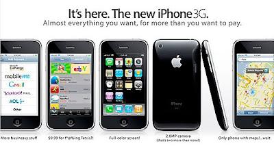 Brutally honest ads - Iphone