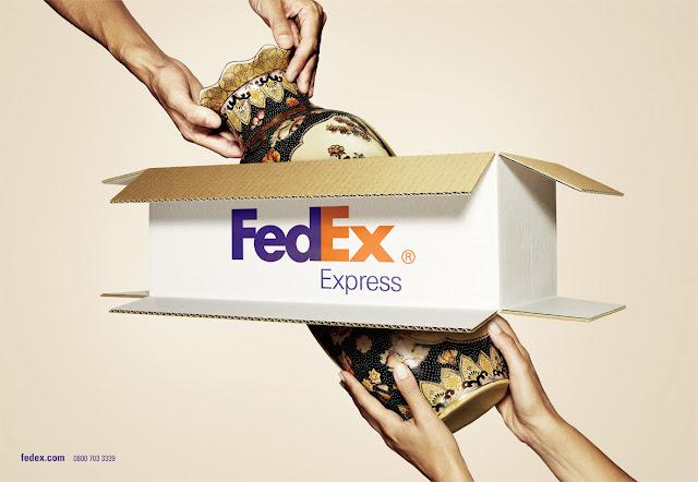Fedex Express - Vase