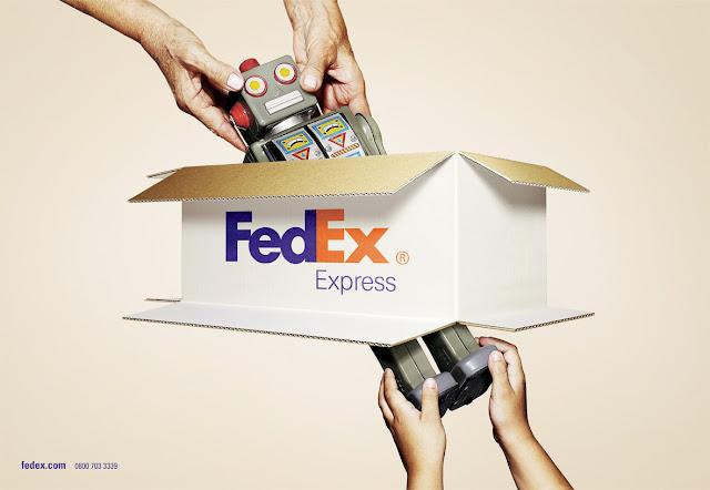 Fedex Express - Robot