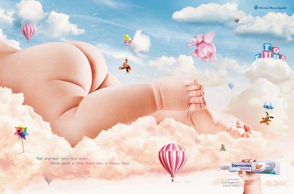 Dermodex: Expert in babies' butts