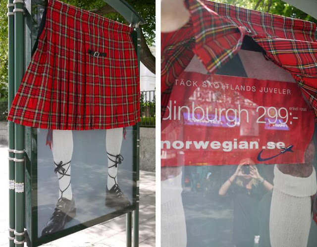 Norwegian New Destinations The Kilt
