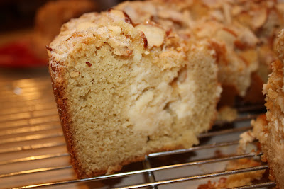 My Sister's Kitchen: Cream Cheese Coffee Cake