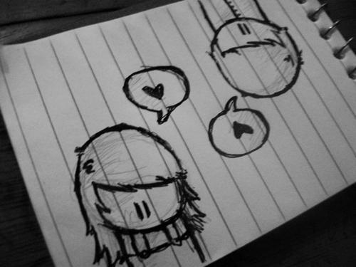 te quiero... ¿porque no me olles?