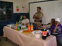 Programa de Prevenção as Drogas e Violência - PROERD