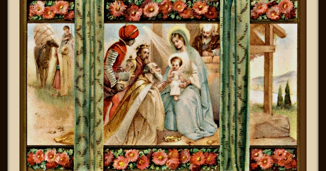 Holy Cards For Your Inspiration: Traditional Feast Day Of