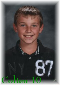 Colten 5th grade